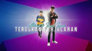 Lirik Lagu Teruskan Perjalanan - Altimet & Ismail Izzani
