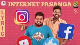 Internet Pasanga Song Lyrics - Nenjamundu Nermaiyundu Odu Raja