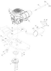 17 5 Kohler Engine Oil Filter Kohler Oil Filters Cross