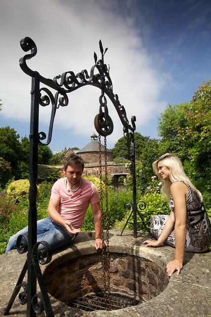 Wishing Well, Dunster, Exmoor