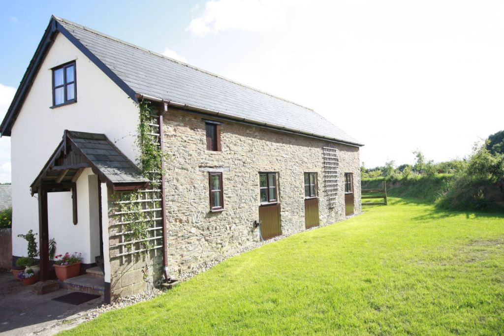 Upton Cottage - self catering cottage on Exmoor at West Withy Farm