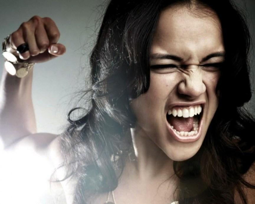 women's rage