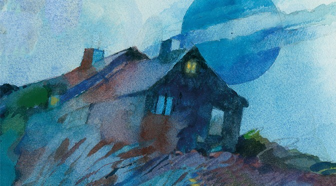 Coleridge Way Exhibition Opens Tomorrow for Porlock Arts Festival
