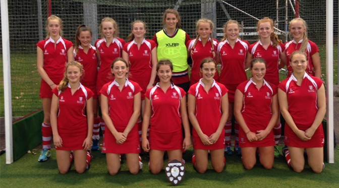 HOCKEY COUNTY CHAMPION REPEAT WINS FOR U14 AND U16 TEAMS