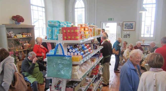 HIGH BICKINGTON COMMUNITY SHOP NOW OPEN