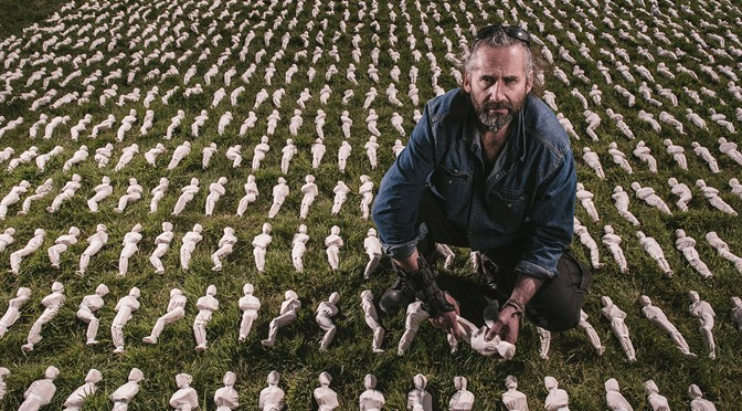 SECOND CHANCE TO SEE THE ICONIC SHROUDS OF THE SOMME