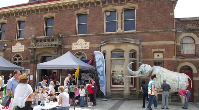 SUMMER OF FREE FUN AHEAD AT BARNSTAPLE MUSEUM