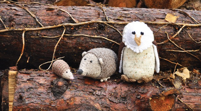KNIT FOR NATURE AND HELP PROTECT BARN OWLS ACROSS SOMERSET