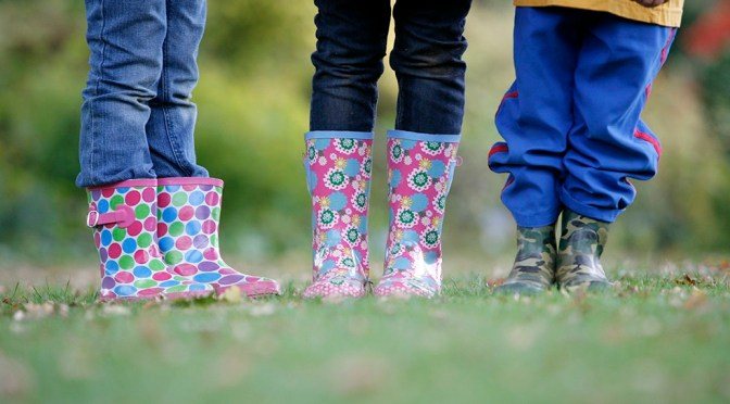 HAVE FUN WHATEVER THE WEATHER THIS HALF TERM AT RHS GARDEN ROSEMOOR