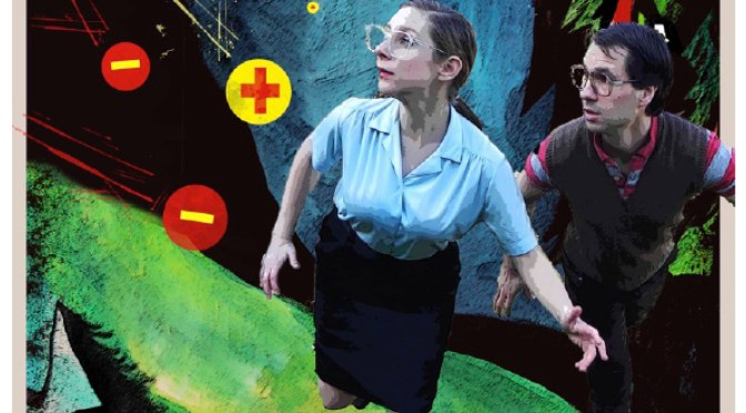 WHAT'S THE MATTER? A PHYSICAL COMEDY ABOUT PHYSICS BY THE LAST BAGUETTE THEATRE COMPANY