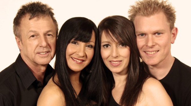 SING OUT LOUISE AT THE REGAL MINEHEAD IN AID OF 'HOPE FOR TOMORROW'