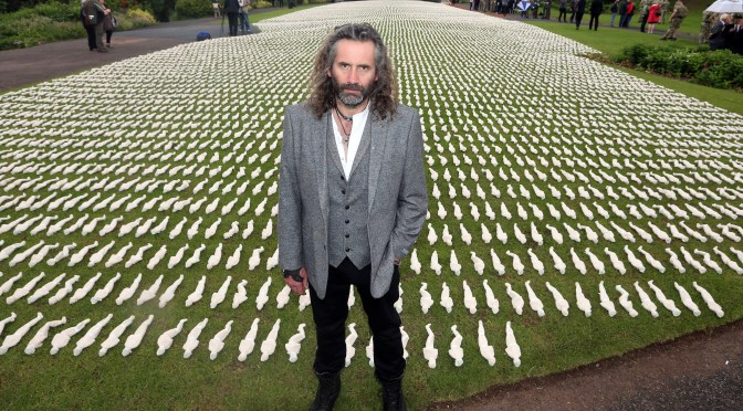 SHROUDS OF THE SOMME LAUNCHES IN LONDON