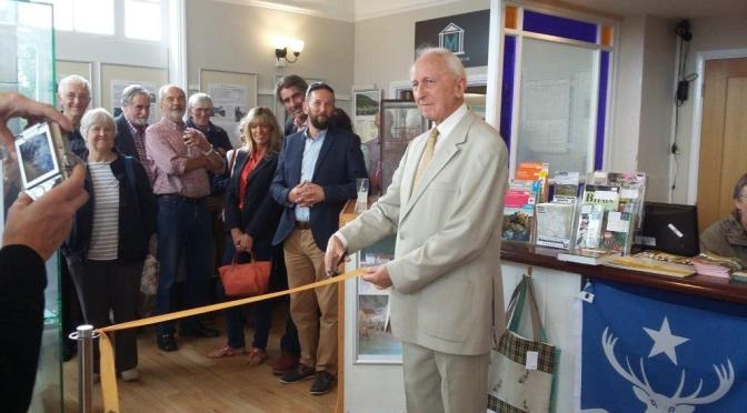 NEW EXHIBITION SPACE FOR MINEHEAD MUSEUM
