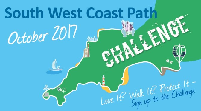 GEAR UP FOR THE SOUTH WEST COAST PATH CHALLENGE