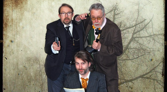 DR WATSON & THE ENIGMA OF MARY KELLY AT THE REGAL THEATRE MINEHEAD