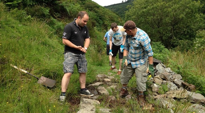 SMALL GRANTS AVAILABLE FOR EXMOOR PROJECTS