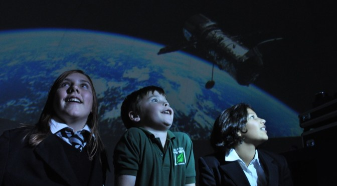 DARK SKIES OPENING AND CHILDREN'S POETRY COMPETITION