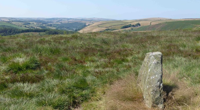 NEW FINDINGS ON EXMOOR'S MIRES, MINILITHS AND MONUMENTS