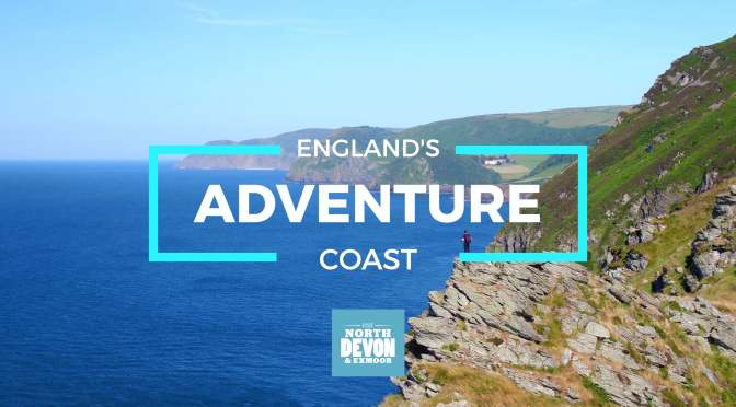 NORTH DEVON NAMED AS 'ENGLAND'S ADVENTURE COAST'