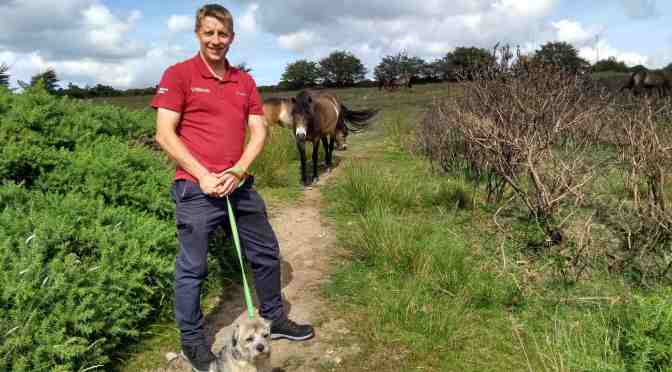 NATIONAL CAMPAIGN TO PROMOTE RESPONSIBLE DOG WALKING IN THE COUNTRYSIDE LAUNCHED BY EXMOOR NATIONAL PARK AND OSCAR & HOOCH