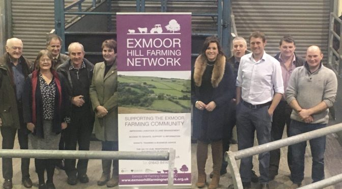 EXMOOR HILL FARMING NETWORK CIC IS LAUNCHED