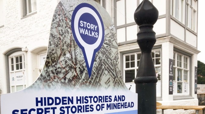 ON THE TRAIL OF MINEHEAD'S HISTORY