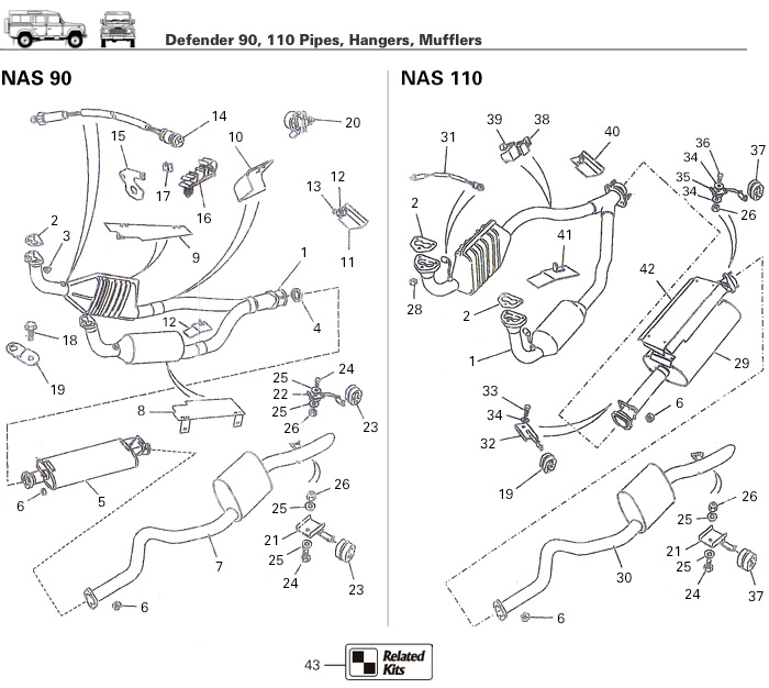 lander 2 horn wiring diagram