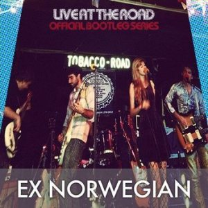 Ex Norwegian - Live At The Road album cover