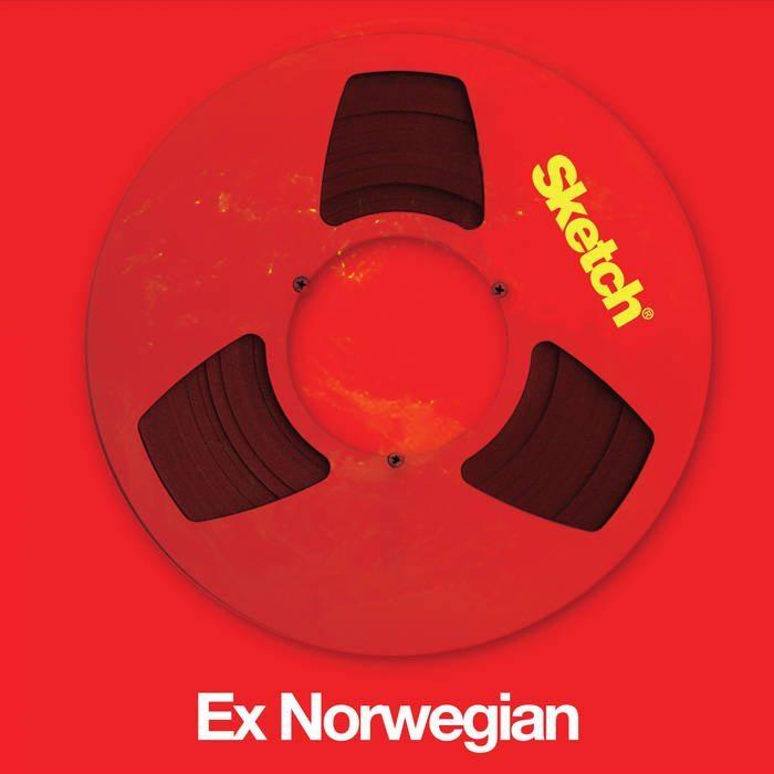 Ex Norwegian - Sketch (DVG) cover