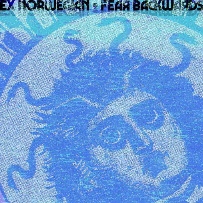 Ex Norwegian - Fear Backwards single cover