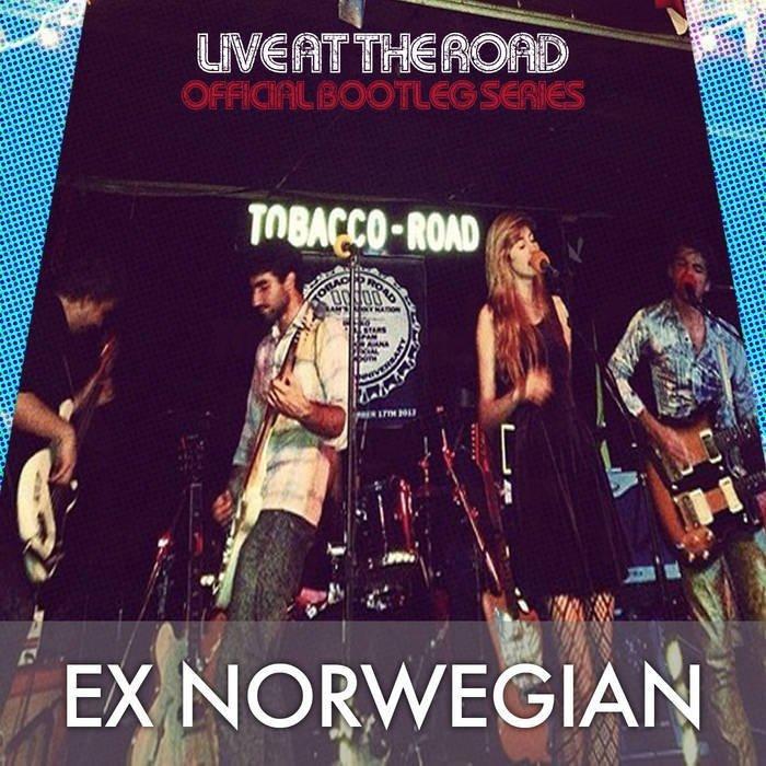 Ex Norwegian - Live at the Road album cover