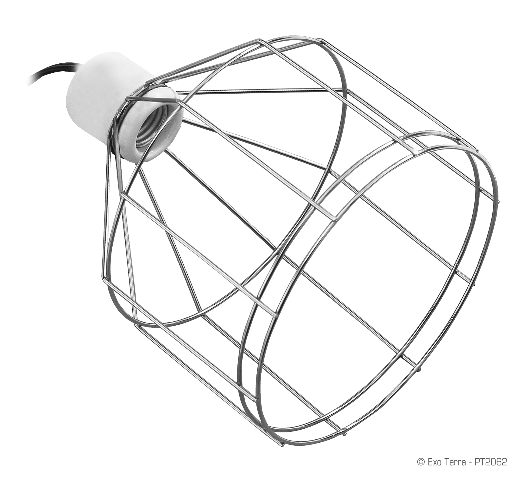 Exo Terra : Wire Light / Porcelain Wire Lamp