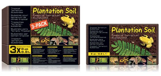 Plantation Soil