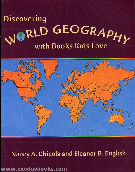 Discovering World Geography with Books Kids Love  Exodus