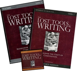 Lost Tools of Writing 1 - Complete Set - Exodus Books