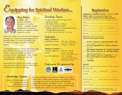 Christian Brochure Design For Churches Ministries Non