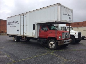 Exodus Works Moving Truck
