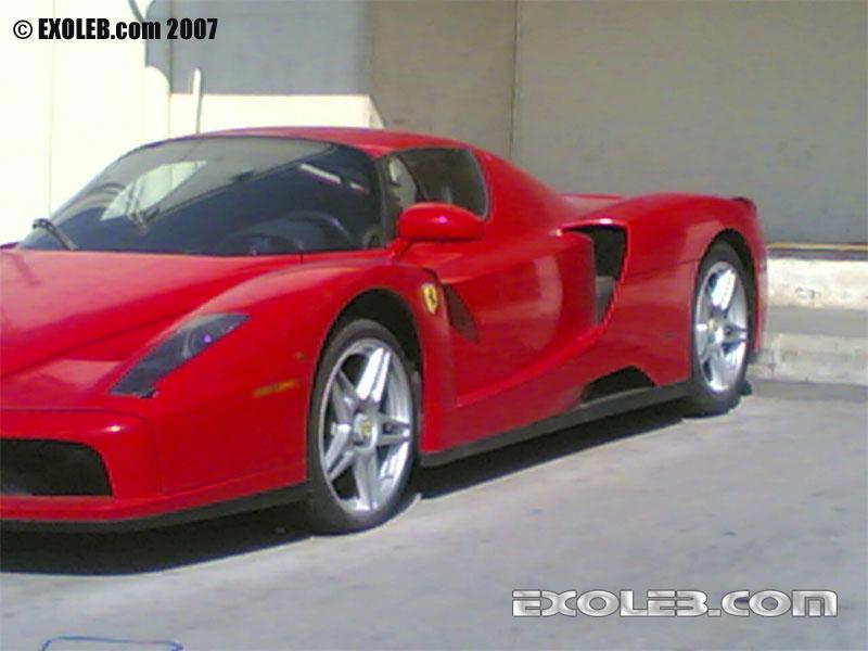 Ferrari Enzo Ferrari Exoleb