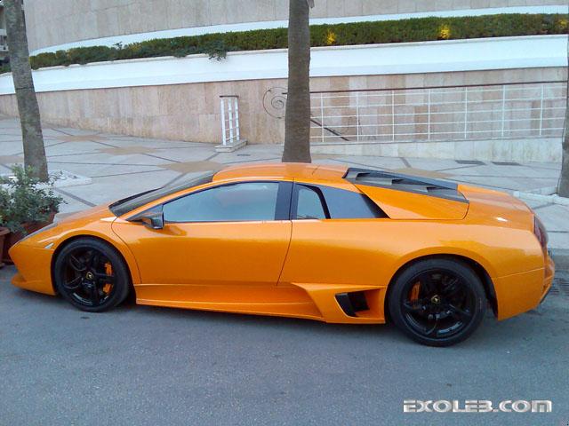Lamborghini Murcielago Lp 640 With Custom Exhaust Exoleb Com