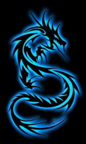 Neon_dragon_by_simonjeanette-d4egrde