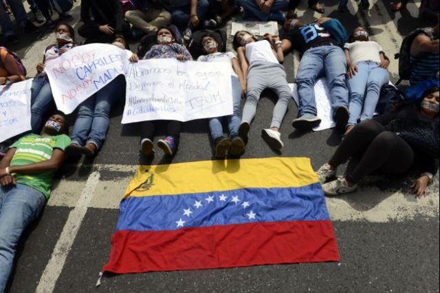 caracas-venezuela-protest