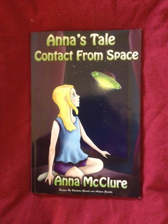 Anna's book