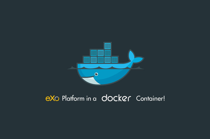 eXo-Platform-in-a-Docker-Container