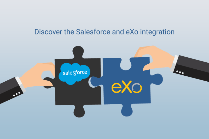 Salesforce integration for eXo Platform