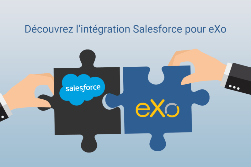 add-on Salesforce pour eXo Platform