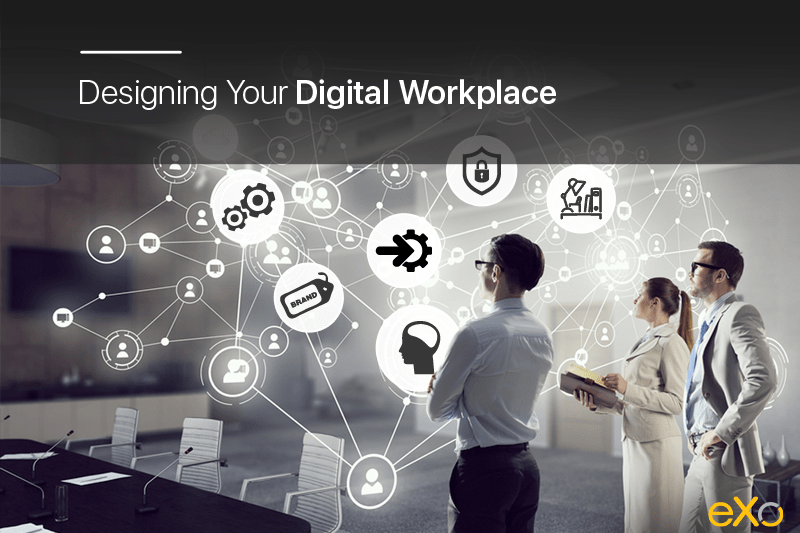 digital workplace design