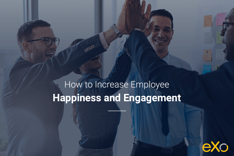 employee happiness, employee engagement