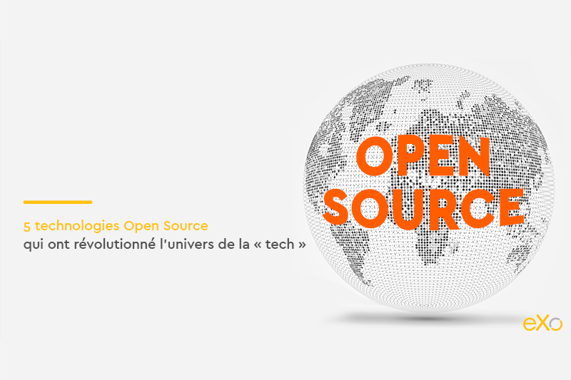 technologie open source