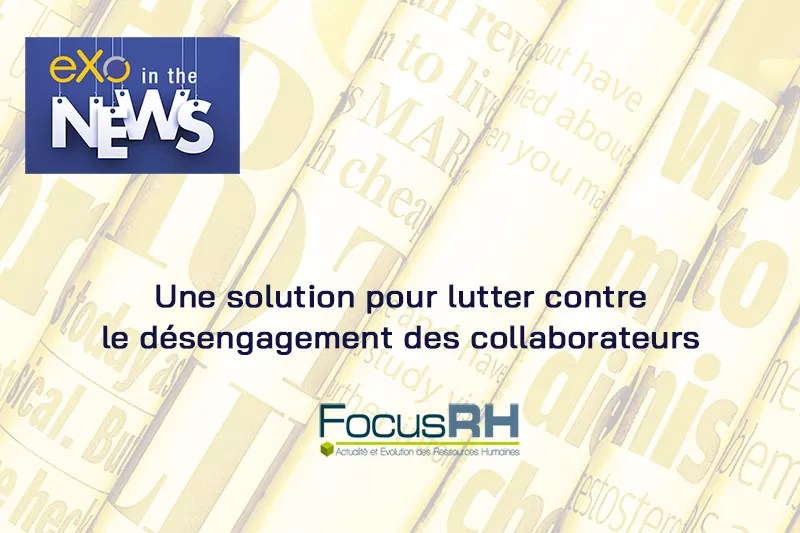 engagement des collaborateurs, eXo Rewards