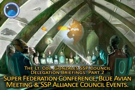 Second Eyewitness Report of Secret Space Meetings discussing Alien Disclosure